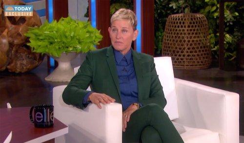 Ellen DeGeneres: 'I Still Don't Understand' Toxic Workplace Allegations