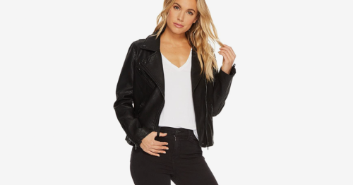 Get the Luxe Look For Less With These Faux-Leather Pieces From Zappos