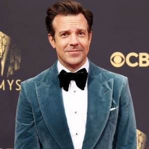 Ted Lasso's Jason Sudeikis Wins Big at Emmys, Thanks Family and Kids
