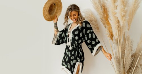 17 Loose Summer Dresses That Are Comfy Enough to Travel In
