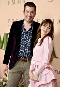Zooey Deschanel Says She's 'Lucky' to Have Jonathan, Reveals Why They Work