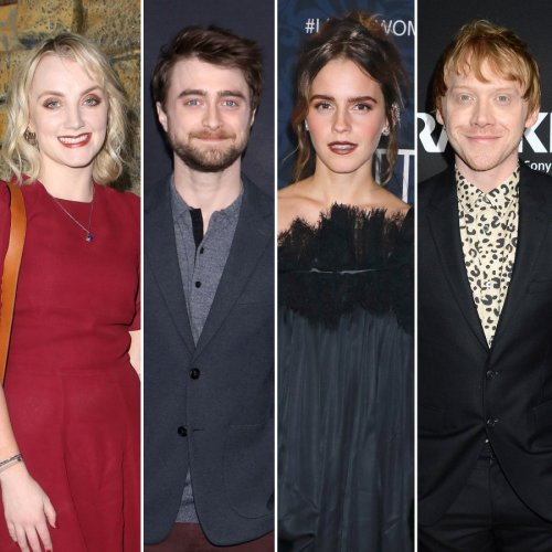 Harry Potter's Evanna Lynch Was 'Intimidated' by Daniel, Emma and Rupert