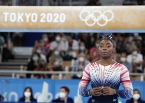 Simone Biles' Aunt Died Unexpectedly Amid Tokyo Olympics, Coach Says
