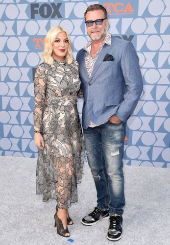 Tori Spelling Reveals She and Dean McDermott Are Sleeping in Separate Rooms