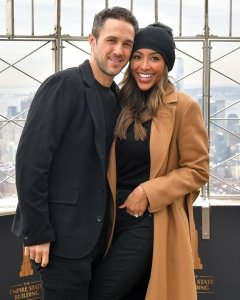 Tayshia Talks Navigating Speculation About Zac: 'It's a Real Relationship'