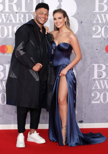 Pregnant! Perrie Edwards Is Expecting 1st Baby With Alex Oxlade-Chamberlain
