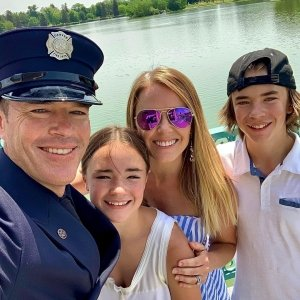 Ryan Sutter Graduates Firefighter Academy After Lyme Disease Diagnosis