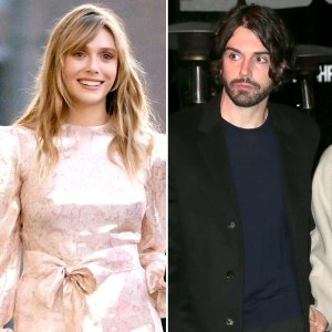 It's Official! Elizabeth Olsen and Musician Robbie Arnett Are Married