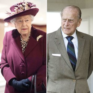 Queen Elizabeth II Spotted for 1st Time Since Husband Prince Philip's Death