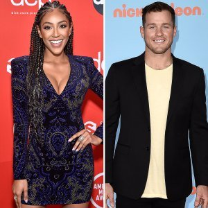 Tayshia Adams Makes Quip About Colton Coming Out at MTV Movie & TV Awards