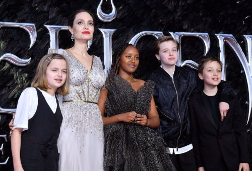 Angelina Jolie Shares How Her 'Family Situation' Affected Her Career