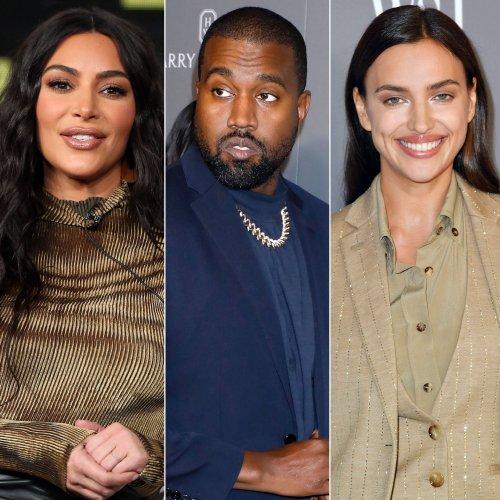 Kim Kardashian Has Met Kanye's New Lady Irina 'Several Times' Over the Years