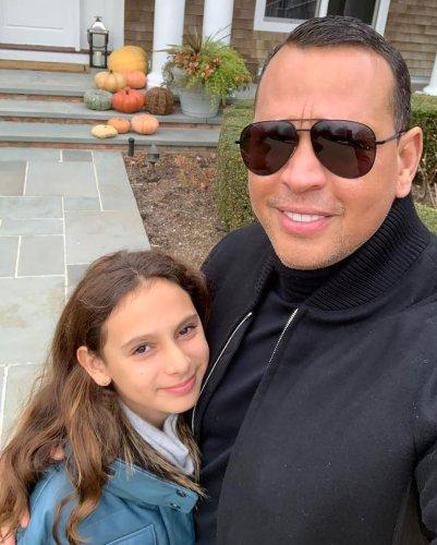 Alex Rodriguez Celebrates Daughter's Birthday With Old Jennifer Lopez Pics
