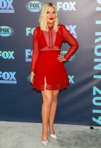 Tori Spelling on Embracing Her New Body: 'I'm Notorious' for 'Sexy Clothes'