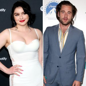 Ariel Winter Gushes Over BF Luke Benward: He's 'My Safe Space'