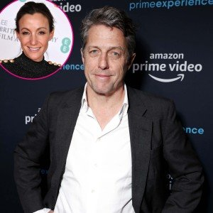Shot Down! Hugh Grant Reacts to Claim He Married Wife Anna for 'Passport'