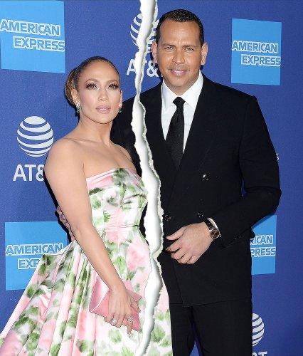 Jennifer Lopez, Alex Rodriguez Split for Good: We're 'Better as Friends'