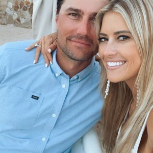 It's Official! Christina Haack and Joshua Hall Are Engaged: See the Ring