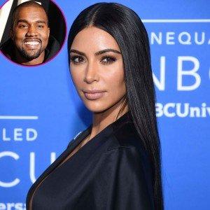 Kim Kardashian Honors Kanye West on Father's Day Amid Split
