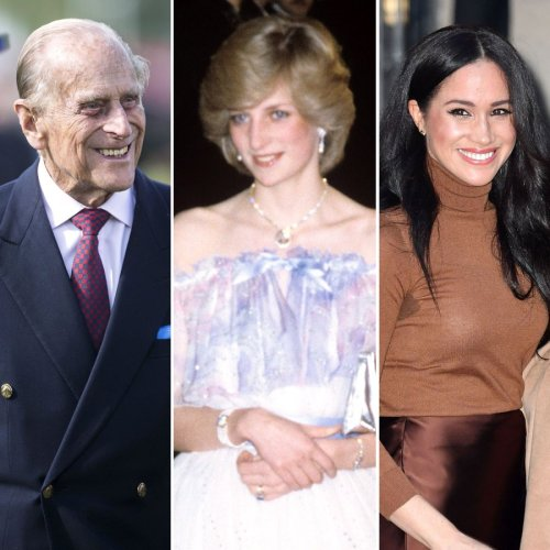 How Prince Philip Welcomed Royal Family's 'Newcomers,' Including Meghan