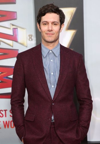 Adam Brody Flexes His Muscles In 'Shazam!' Costume Reveal