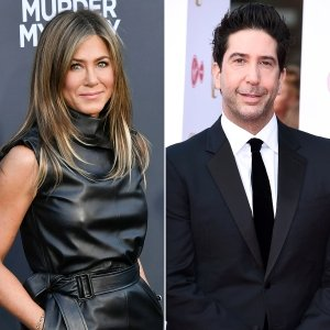 Jen Aniston: I'd 'Proudly' Say I 'Banged' David Schwimmer — But I Didn't