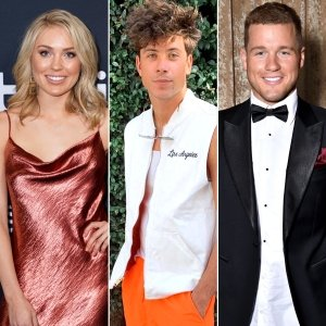 Cassie Randolph's New Man Brighton 'Supported Her' Through Colton Drama