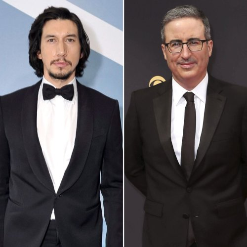 Why 'Last Week Tonight' Writers Called Out Adam Driver at the 2021 Emmys