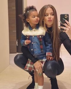 Khloe Kardashian and Daughter True Aren't on the Same Page About Next Pet