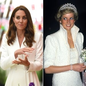 How Duchess Kate Subtly Honored Princess Diana During Royal Engagement