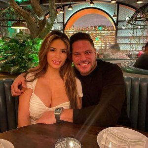 Jersey Shore's Ronnie Ortiz-Magro Is Engaged to Girlfriend Saffire Matos