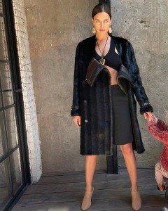 Irina Shayk Shares Glimpse at Daughter in Photo 'Daddy' Bradley Cooper Took