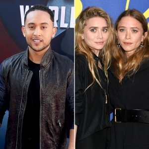 Tahj Mowry Reveals Last Time He Saw Mary-Kate and Ashley Olsen