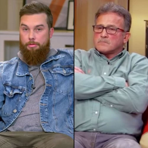 Watch Taylor and Larry Get Into a Heated Argument at 'Teen Mom OG' Reunion