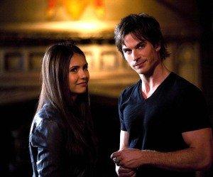 Nina Dobrev and Ian Somerhalder's Breakup 'Never Got Weird' on 'Vampire Diaries' Set