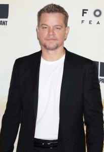 Matt Damon Insists He's 'Never' Used 'F-Slur' After Backlash