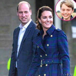 Prince William, Duchess Kate 'Open' to Sending George to Boarding School