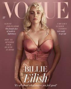 Billie Eilish Debuts Hip, Thigh Tattoo in Empowering 'British Vogue' Spread
