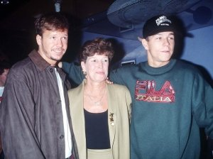 Mark and Donnie Wahlberg Mourn the Death of Their 78-Year-Old Mother