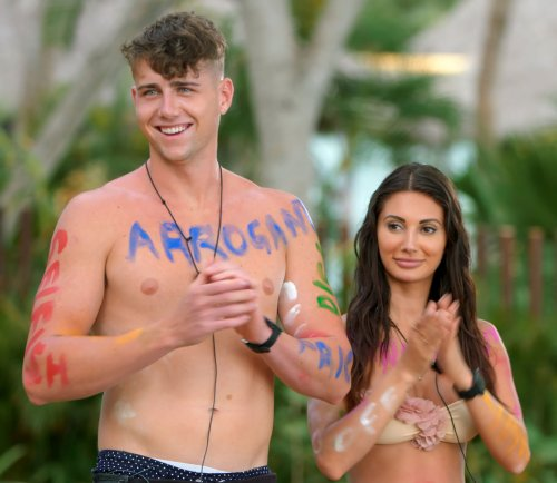 Too Hot to Handle's Harry Sets the Record Straight on Francesca Reconciliation