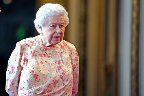 Queen Elizabeth II Attends 1st Royal Duty Since Prince Philip's Death