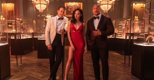 Netflix Pays Big for 'Red Notice' Cast: Dwayne Johnson, Ryan Reynolds and Gal Gadot's Salaries Revealed
