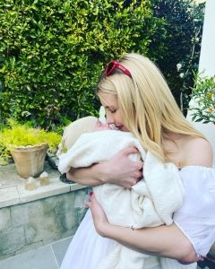 Meet Rhodes! Emma Roberts Shows Her Son's Face For 1st Time