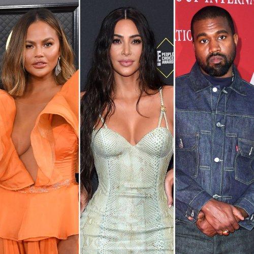 Chrissy Teigen: Kim Kardashian 'Tried Her Best' in Kanye West Marriage