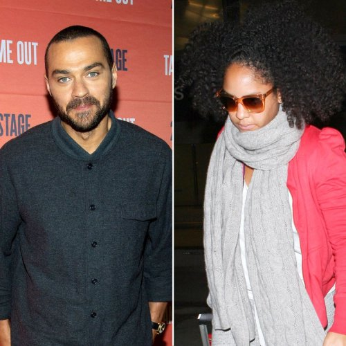 Jesse Williams, Ex-Wife Aryn Must Take 'High Conflict' Parenting Course