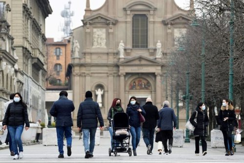 Italy Reports Seven More Coronavirus Deaths, 4,743 New Infections   World News   US News