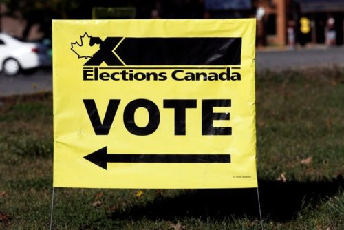 Ruling Liberals in Tight Race With Conservatives as Canadians Vote