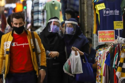 Iran Orders 10-Day Shutdown Amid 4th Wave of Coronavirus Pandemic