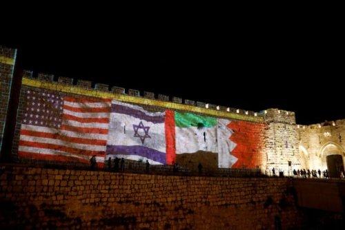 Can Israel Blast Gaza and Still Make Friends in the Gulf?