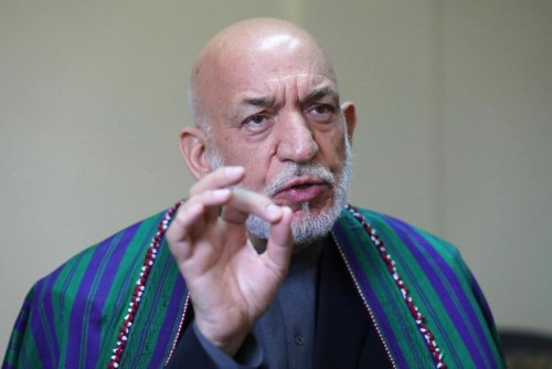 AP Interview: Former President Says US Failed in Afghanistan   World News   US News